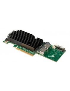 Intel RMS25KB040 RAID-ohjain PCI Express x8 2.0 6 Gbit/s Intel RMS25KB040 - 1