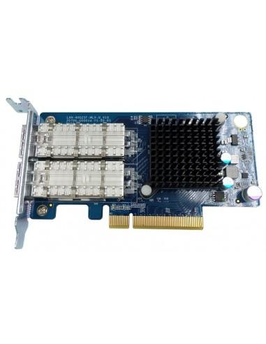 QNAP LAN-40G2SF-MLX verkkokortti Sisäinen Kuitu 40000 Mbit/s Qnap LAN-40G2SF-MLX - 1