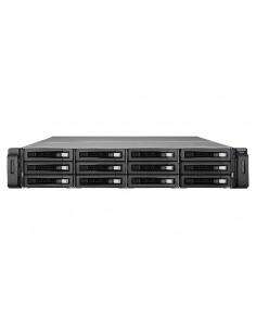 QNAP REXP-1220U-RP hårddiskar Rack (2U) Svart Qnap REXP-1220U-RP - 1