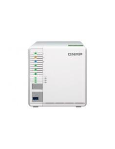 QNAP TS-332X NAS Tower Nätverksansluten (Ethernet) Grå, Vit Alpine AL-324 Qnap TS-332X-4G - 1