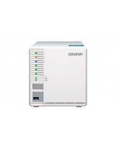 QNAP TS-351 NAS Tower Ethernet LAN White J1800 Qnap TS-351-4G - 1