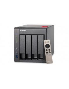 QNAP TS-451+ NAS Tower Ethernet LAN Musta J1900 Qnap TS-451+-2G - 1