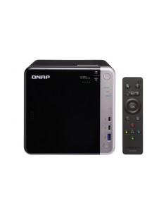 QNAP TS-453BT3 NAS Tower Ethernet LAN Musta J3455 Qnap TS-453BT3-8G - 1