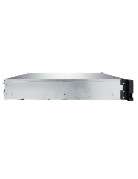 QNAP UX-800U-RP levyjärjestelmä Musta Qnap UX-800U-RP - 12