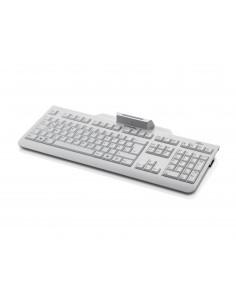 Fujitsu KB100 SCR keyboard USB QWERTY Nordic Marble colour Fujitsu Technology Solutions S26381-K100-L154 - 1