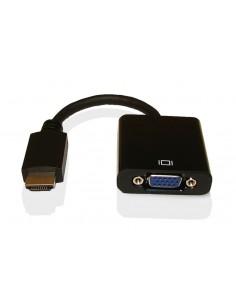 Fujitsu VGA Conversion Cable HDMI Musta Fujitsu Technology Solutions S26391-F938-L900 - 1