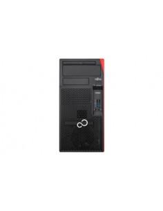 Fujitsu ESPRIMO P558 i5-9400 Micro Tower 9:e generationens Intel® Core™ i5 8 GB DDR4-SDRAM 256 SSD Windows 10 Pro PC Svart Fujit