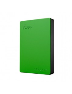Seagate Game drive For Xbox Portable 4TB external hard 4000 GB Black, Green Seagate STEA4000402 - 1
