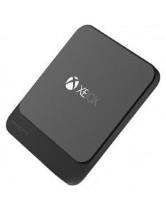 Seagate STHB2000401 ulkoinen SSD 2000 GB Musta Seagate STHB2000401 - 1