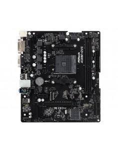Asrock A320M-DVS R3.0 emolevy Kanta AM4 mikro ATX AMD A320 Asrock 90-MXB980-A0UAYZ - 1
