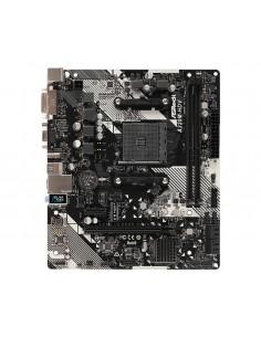 Asrock A320M-HDV R4.0 emolevy Kanta AM4 mikro ATX AMD A320 Asrock 90-MXB9L0-A0UAYZ - 1