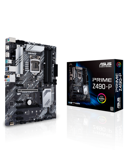 ASUS PRIME Z490-P Intel Z490 LGA 1200 ATX Asus 90MB12V0-M0EAY0 - 5