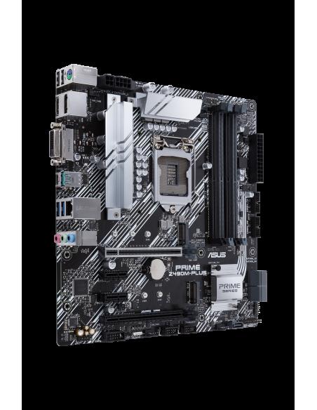 ASUS PRIME Z490M-PLUS Intel Z490 LGA 1200 micro ATX Asus 90MB12W0-M0EAY0 - 4
