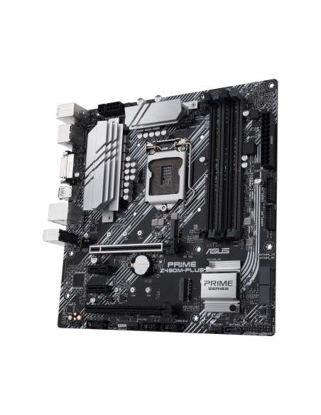 ASUS PRIME Z490M-PLUS Intel Z490 LGA 1200 micro ATX Asus 90MB12W0-M0EAY0 - 6
