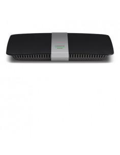 Linksys EA6350 trådlös router Gigabit Ethernet Dual-band (2,4 GHz / 5 GHz) Svart Linksys EA6350-EJ - 1