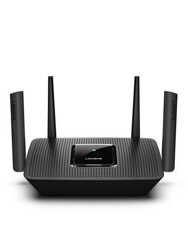 Linksys MR8300 trådlös router Gigabit Ethernet Tri-band (2,4 GHz / 5 GHz) Svart Linksys MR8300-EU - 1
