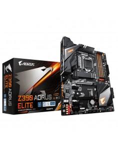 Gigabyte Z390 AORUS ELITE emolevy Intel LGA 1151 (pistoke H4) ATX Gigabyte Z390 AORUS ELITE - 1