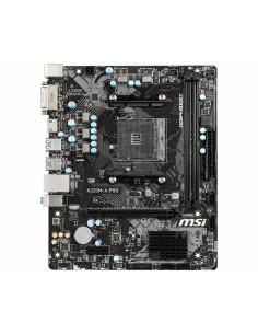 MSI A320M-A PRO motherboard AMD A320 Socket AM4 micro ATX Msi A320M-A PRO - 1