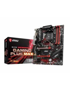 MSI B450 GAMING PLUS MAX motherboard AMD Socket AM4 ATX Msi B450 GAMING PLUS MAX - 1