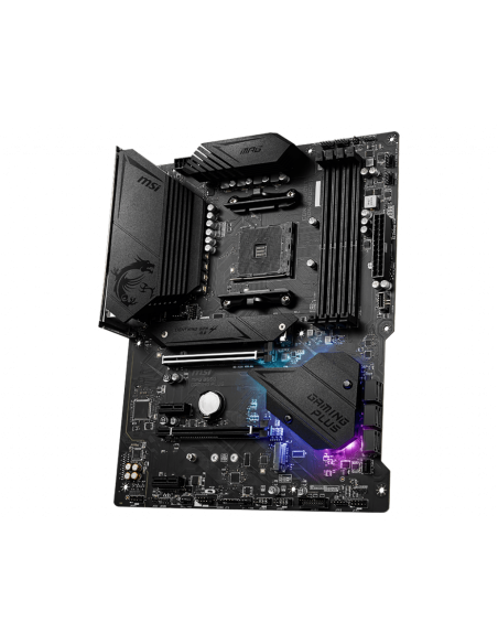MSI MPG B550 Gaming Plus AMD Uttag AM4 ATX Msi MPG B550 GAMING PLUS - 3
