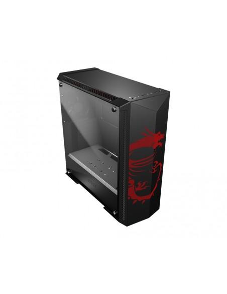 MSI MPG GUNGNIR 100D tietokonekotelo Midi Tower Musta Msi MPG GUNGNIR 100D - 1