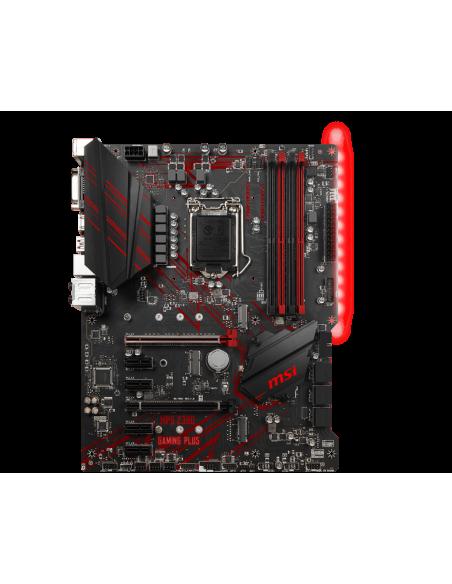 MSI MPG Z390 Gaming Plus Intel LGA 1151 (uttag H4) ATX Msi MPG Z390 GAMING PLUS - 2