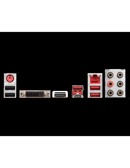 MSI MPG Z390 Gaming Plus Intel LGA 1151 (Socket H4) ATX Msi MPG Z390 GAMING PLUS - 5