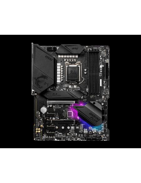 MSI MPG Z490 GAMING PLUS moderkort Intel LGA 1200 ATX Msi MPG Z490 GAMING PLUS - 3