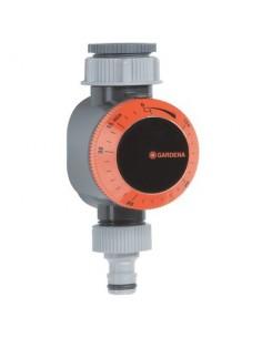 Gardena 1169-20 water hose fitting Tap connector Plastic Grey, Orange 1 pc(s) Gardena 01169-20 - 1