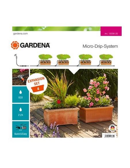 Gardena 13006-20 smart planteringskärl Terrakotta Rektangel Gardena 13006-20 - 1