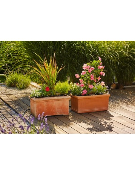 Gardena 13006-20 smart planter Terracotta Rectangle Gardena 13006-20 - 2