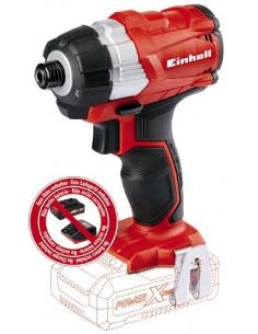"""Einhell TE-CI 18 Li 1/4"""" 2900 RPM 180 Nm Musta, Punainen Einhell 4510030 - 1"""