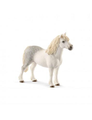 Schleich Farm Life Welsh pony stallion Schleich 13871 - 1