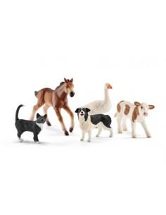 Schleich Farm Life 42386 children toy figure Schleich 42386 - 1