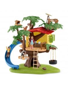Schleich Adventure tree house Schleich 42408 - 1