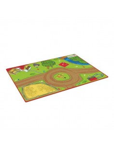Schleich Farm Life 42442 kid's area rug/mat Multicolour Rectangular Schleich 42442 - 1