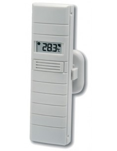 TFA-Dostmann 30.3155.WD digitala febertermometrar Tfa-dostmann 30.3155.WD - 1