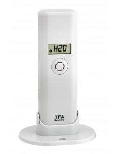 TFA-Dostmann 30.3305.02 temperaturgivare -40 - 60 ° C Utomhus Tfa-dostmann 30.3305.02 - 1