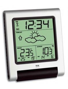 TFA-Dostmann 35.1089.IT digital väderstation Silver Tfa-dostmann 35.1089 - 1