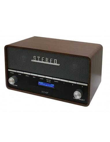 Denver DAB-36 radio Henkilökohtainen Digitaalinen Musta Denver 111111000170 - 1