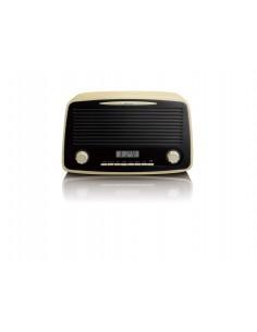 Lenco DAR-012 Kannettava Digitaalinen Musta Lenco DAR-012W - 1