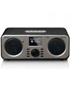 Lenco DAR-030 radioapparater Analog och digital Svart Lenco DAR-030BK - 1