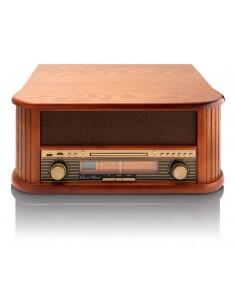 Lenco TCD-2550 audio turntable Belt-drive Wood Lenco TCD2550 - 1