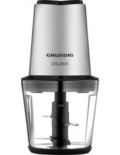 Grundig CH 7680 electric food chopper 0.5 L 500 W Black, Stainless steel Grundig GMN9040 - 1