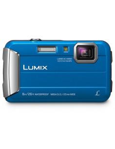 "Panasonic Lumix DMC-FT30 1/2.33"" Kompakti kamera 16.1 MP CCD 4608 x 3456 pikseliä Sininen Panasonic DMC-FT30EG-A - 1"