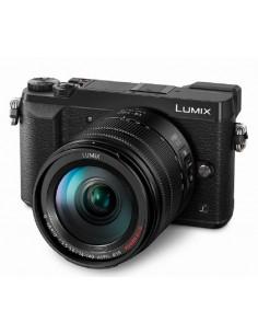 "Panasonic Lumix DMC-GX80 + G VARIO 14-140mm 4/3"" MILC 16 MP Live MOS 4592 x 3448 pikseliä Musta Panasonic DMC-GX80HEG-K - 1"