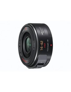Panasonic 14-42mm F3.5-5.6 MILC Vakio-objektiivi Musta Panasonic H-PS14042E-K - 1