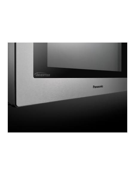 Panasonic NN-CD87KSGTG microwave Countertop Grill 34 L 1000 W Black, Stainless steel Panasonic NN-CD87KSGTG - 14