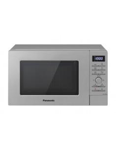 Panasonic NN-S29KSMEPG microwave Countertop Solo 20 L 800 W Grey Panasonic NN-S29KSMEPG - 1
