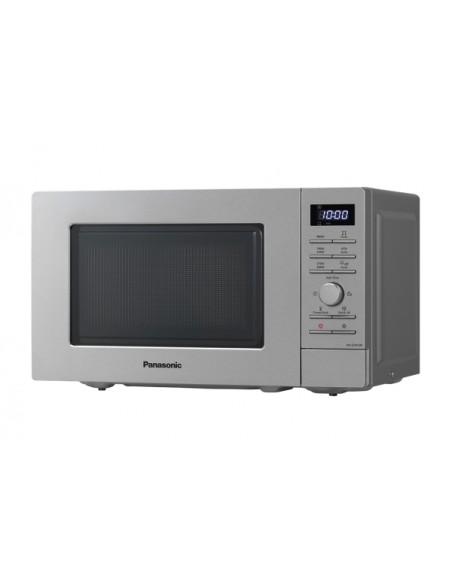 Panasonic NN-S29KSMEPG mikroaaltouuni Pöytämalli Solo-mikroaaltouuni 20 L 800 W Harmaa Panasonic NN-S29KSMEPG - 2